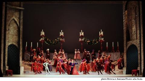 バレエとフラメンコ、9月の東京公演